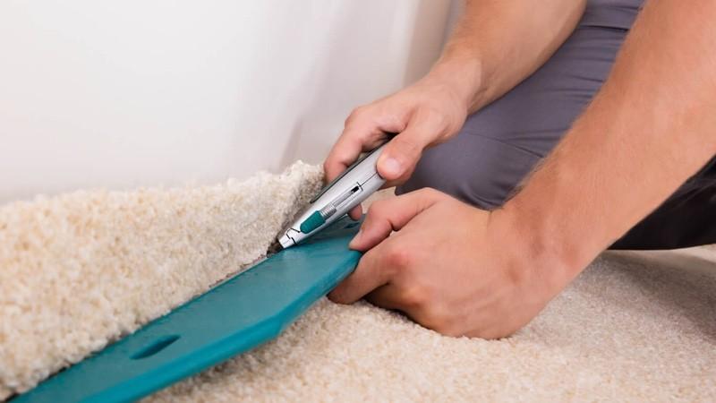 Installing flooring | Dalton Flooring Outlet