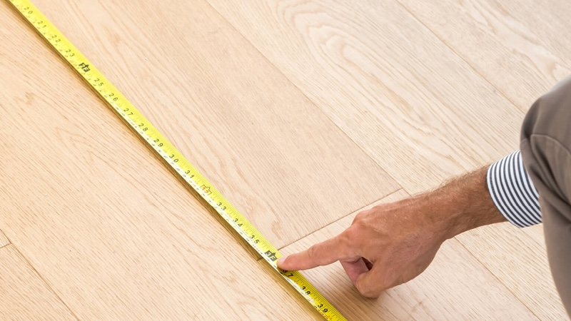 Floor measurement | Dalton Flooring Outlet
