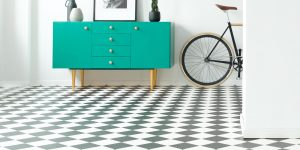 Black & White Tile   Dalton Flooring Outlet