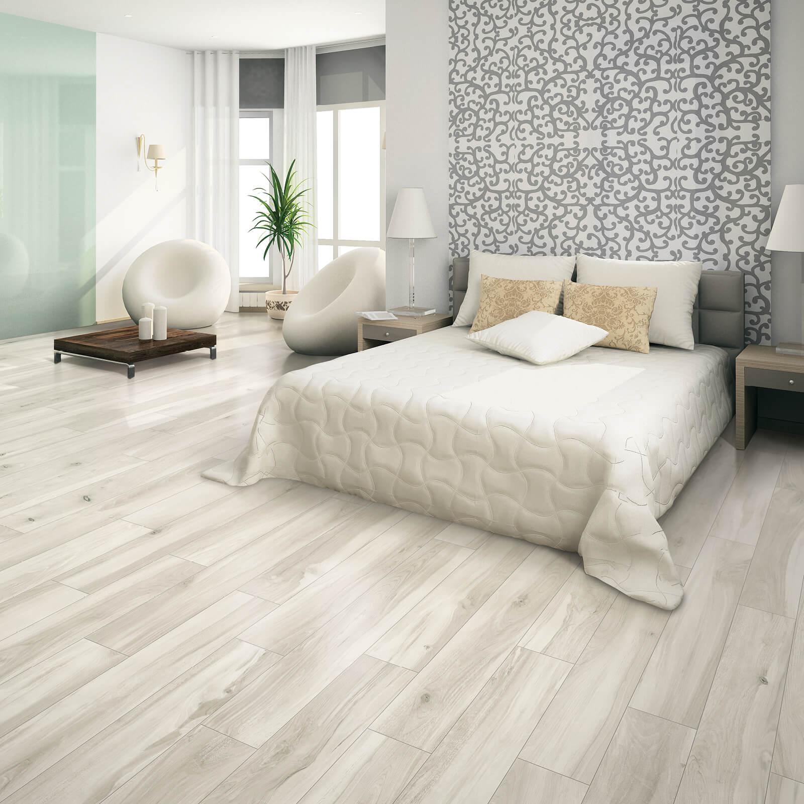 Tile in the Bedroom | Dalton Flooring Outlet