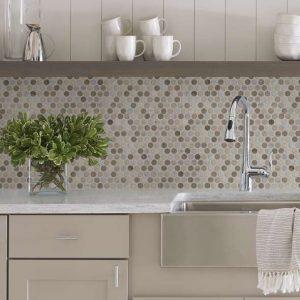 Tile in Bathroom   Dalton Flooring Outlet