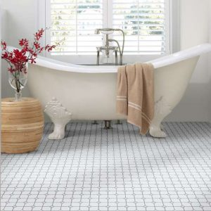 Tile with Bathtub   Dalton Flooring Outlet