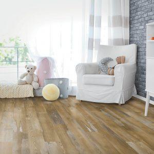 Laminate in Child's Room | Dalton Flooring Outlet
