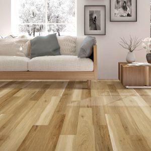 Laminate in Living Room | Dalton Flooring Outlet
