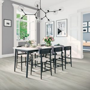 Dining Room with Laminate | Dalton Flooring Outlet