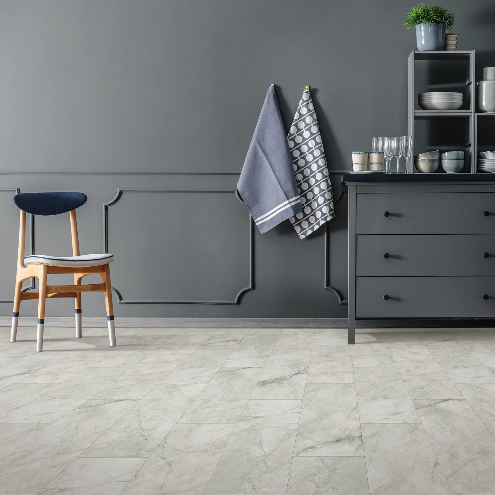 Laminate in the Kitchen | Dalton Flooring Outlet