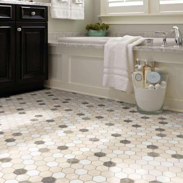 Tile in Bathroom | Dalton Flooring Outlet