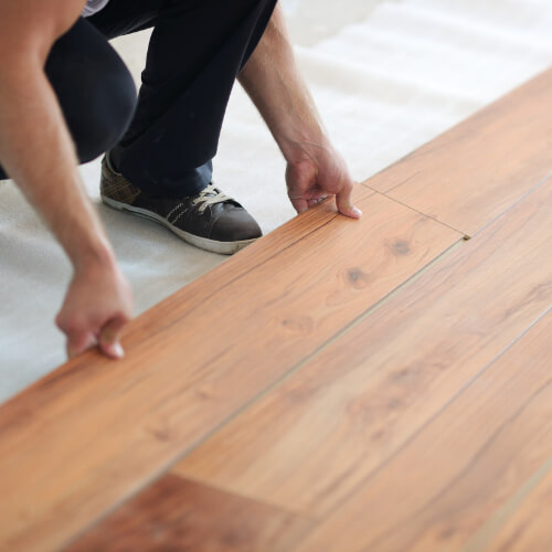 Laminate Installation | Dalton Flooring Outlet