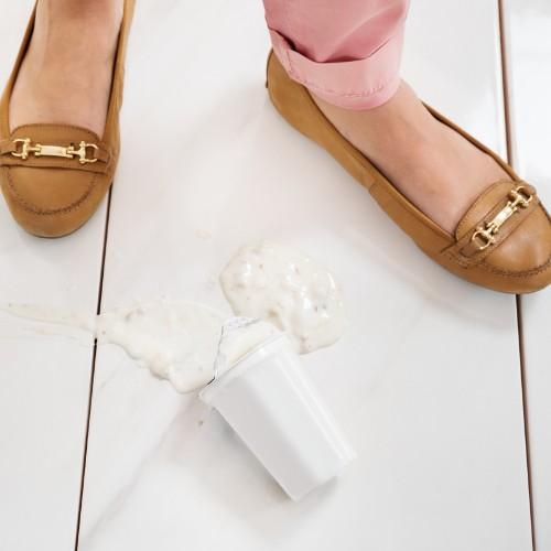 Spilled Milk on Tile | Dalton Flooring Outlet