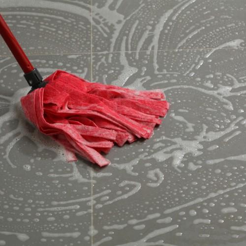 Mopping Tile | Dalton Flooring Outlet